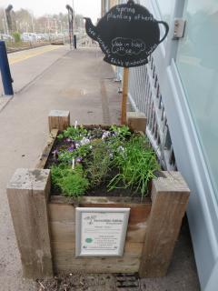 station planter 1