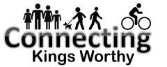 Connecting Kings Worthy logo